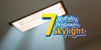 Skylight ช่องแสง