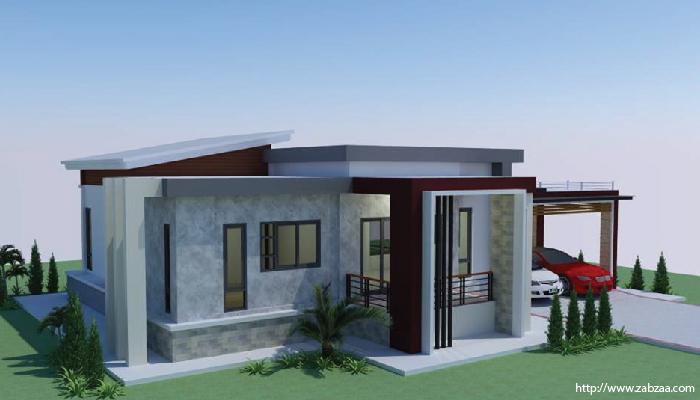 รวมไอเดียแบบบ้านชั้นเดียวราคาไม่แพง Gurubaan Com