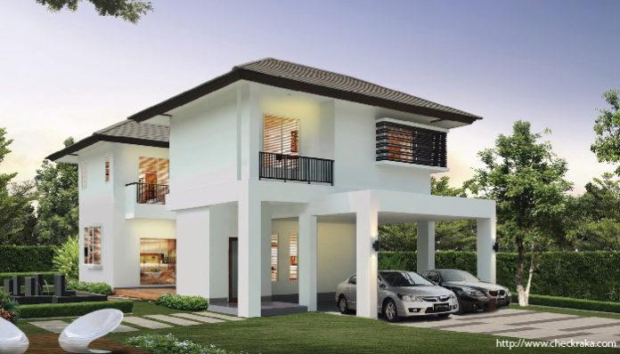 บ้านชั้นเดียวสวยๆ