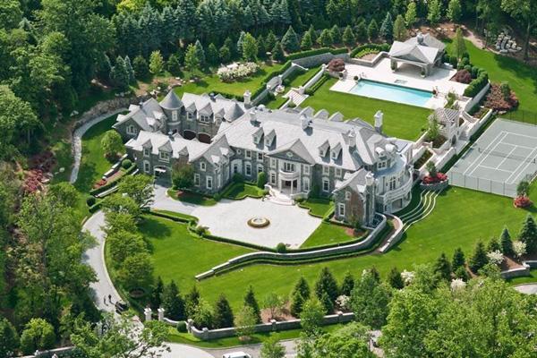 บ้าน แพงที่สุดในอเมริกา