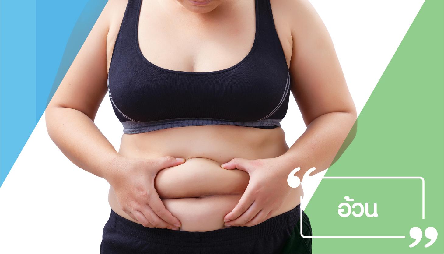 ไรฝุ่น ทำให้เป็นโรคอ้วน