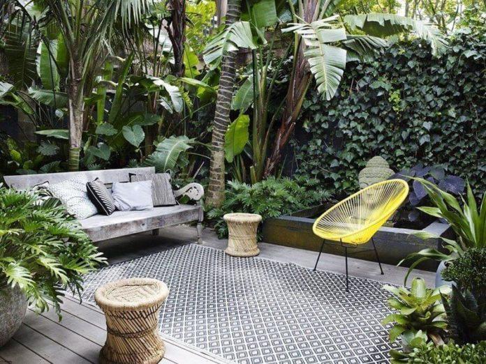 มุมสวย, สวนสวย, จัดสวนนั่งเล่น