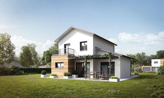 แบบบ้านน่าอยู่,แบบบ้านสวย,บ้านสองชั้น,บ้านขนาดกะทัดรัด,บ้านสวย